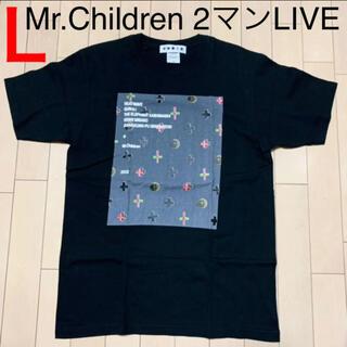Mr.Children 2マンLIVE ライブT Tシャツ ミスチル(ミュージシャン)