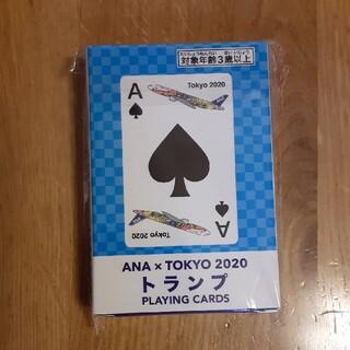 エーエヌエー(ゼンニッポンクウユ)(ANA(全日本空輸))のANA限定品 トランプ(トランプ/UNO)