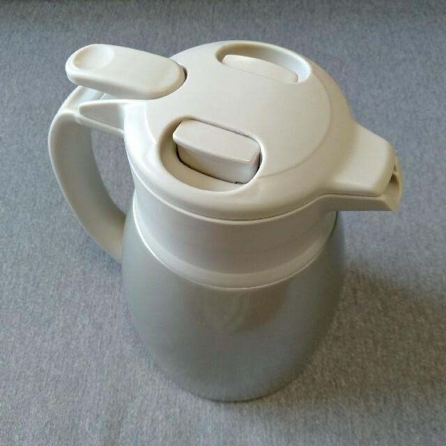 象印(ゾウジルシ)の象印 ステンレスまほうびん 1.0L シルバー SH-HB10 インテリア/住まい/日用品のキッチン/食器(テーブル用品)の商品写真