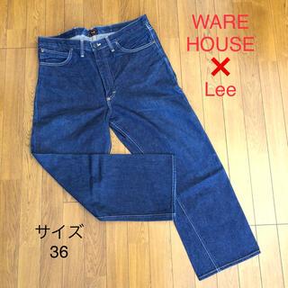 WAREHOUSE - 【美品】LEE × WAREHOUSE 101 RIDERS  センター赤タグ