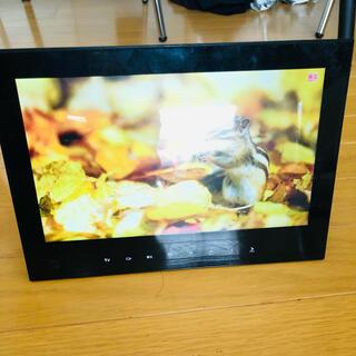 ソフトバンク(Softbank)の防水ポータブルテレビ Huawei PhotoVision TV 202HW(テレビ)