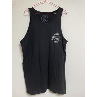 アンチ(ANTI)のANTI SOCIAL SOCIAL CLUB タンクトップ (Tシャツ/カットソー(半袖/袖なし))