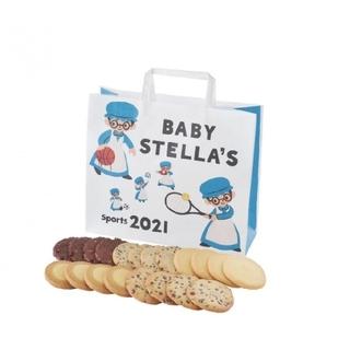 ステラおばさんのクッキー ベイビーステラのスポーツ応援バッグ 20枚入(菓子/デザート)
