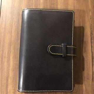 WHITEHOUSE COX - S8754 SMALL ORGANISER NAVY 手帳