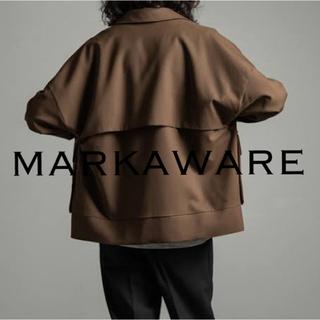 マーカウェア(MARKAWEAR)のMARKAWARE WAYFARER JACKET  定価6.7万(ブルゾン)