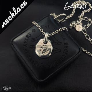 ガルニ(GARNI)の廃盤★Garni【ガルニ】クロッケリー  ペンダント ローリングストーンズ S(ネックレス)