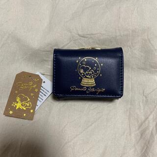 スヌーピー(SNOOPY)の三つ折財布(財布)
