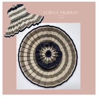 ロンハーマン(Ron Herman)の【Lorna Murray】Kaimu Capri入手困難 大人気♪  (ハット)