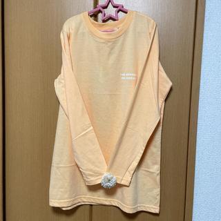 サマンサモスモス(SM2)のお値下げしました✨ SM2*blue ロゴロングTシャツ(Tシャツ(長袖/七分))