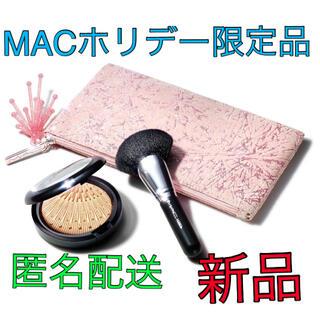 MAC - 【新品】MAC2020ホリデー限定・ファイヤーリットキット【ゴールド】