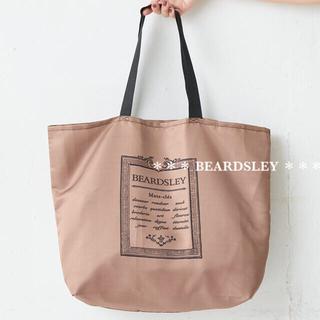 ビアズリー(BEARDSLEY)の3520円 新品 未開封 BEARDSLEY ビアズリー エコバッグ (エコバッグ)