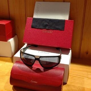 カルティエ(Cartier)の美品  カルティエ  サングラス(サングラス/メガネ)