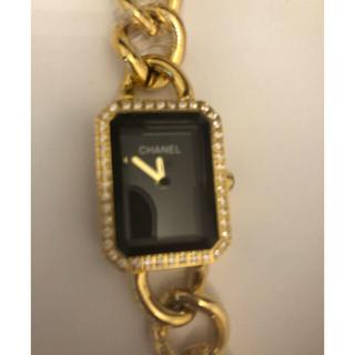 アイ(i)のゴールドチェーン 腕時計 (腕時計)