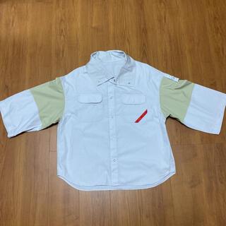 フィンガリン(PHINGERIN) 5部袖シャツ(シャツ)