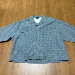 アンユーズド(UNUSED)のアンユーズド(UNUSED) オープンカラー シャツ(シャツ)