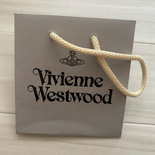 ヴィヴィアンウエストウッド(Vivienne Westwood)のvivienne westwood ショッパー(ショップ袋)