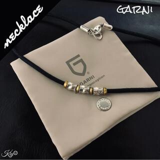ガルニ(GARNI)の希少品★Garni【ガルニ】ネックレス シルバー(ネックレス)