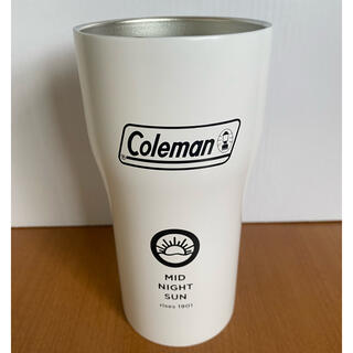 コールマン(Coleman)のColeman BRAND BOOK 真空断熱タンブラー ホワイト 傷あり(タンブラー)