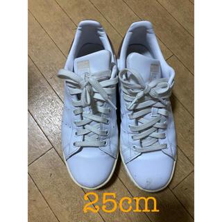 アディダス(adidas)の【ADIDAS】 アディダスオリジナルス STAN SMITH スタンス25cm(スニーカー)