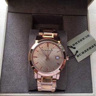 バーバリー(BURBERRY)の[バーバリー]BURBERRY メンズ 腕時計 BU9034(金属ベルト)