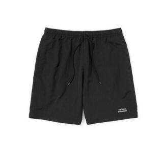 ワンエルディーケーセレクト(1LDK SELECT)のennoy nylon shorts エンノイ ブラック Mサイズ(ショートパンツ)