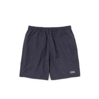 ワンエルディーケーセレクト(1LDK SELECT)のennoy nylon shorts グレー Mサイズ(ショートパンツ)