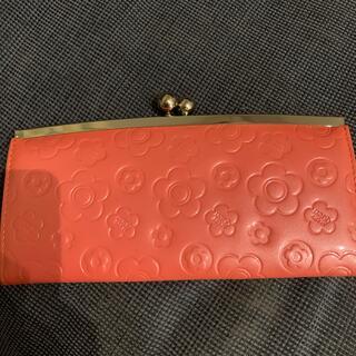 マリークワント(MARY QUANT)のマリークワント 財布 ピンク(財布)