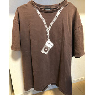 リアルテクニクス(Real Techniques)のTechnics テクニックス Tシャツ サイズL(Tシャツ/カットソー(半袖/袖なし))