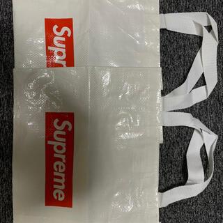 シュプリーム(Supreme)のSupreme ショッパー ショップ袋 エコバッグ 2枚セット(ショップ袋)
