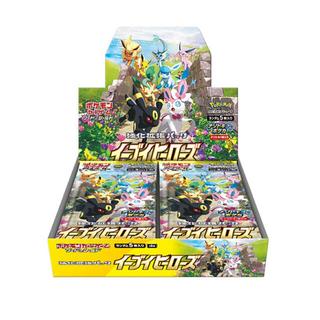 ポケモン(ポケモン)のポケモンカードゲーム ソード&シールド 強化拡張パック イーブイヒーローズ(Box/デッキ/パック)