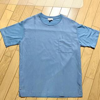 ユナイテッドアローズ(UNITED ARROWS)の【着用1回のみ】日本製 ユナイテッドアローズ 半袖 Tシャツ(Tシャツ/カットソー(半袖/袖なし))