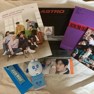 ASTRO 2021シーグリ、会報誌、グッズなど(K-POP/アジア)