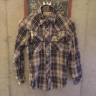 キン(KIN)のKIN  ダンガリーシャツ(シャツ/ブラウス(長袖/七分))