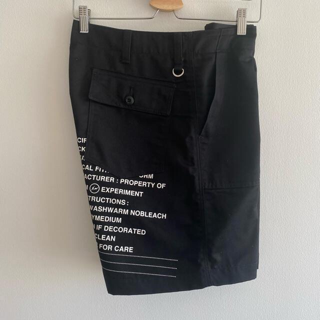uniform experiment(ユニフォームエクスペリメント)のuniform experiment ハーフパンツ メンズのパンツ(ショートパンツ)の商品写真