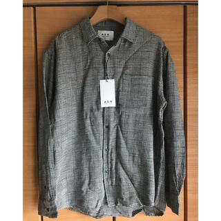 アダムエロぺ(Adam et Rope')のADAM ET ROPE' クラシックチェック ビッグシャツ Lサイズ(シャツ)