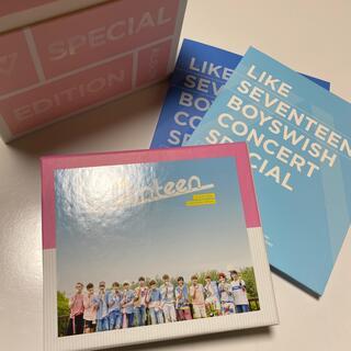 セブンティーン(SEVENTEEN)のSEVENTEEN SPECAL EDITION(K-POP/アジア)