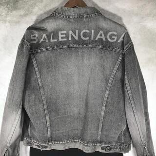 バレンシアガ(Balenciaga)のバレンシアガ デニムジャケット+Tシャツ セット(Gジャン/デニムジャケット)