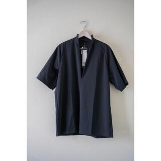 最終値下げ TEATORA ROOMKEY SHIRT DR ブラック サイズ2(シャツ)