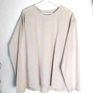 ルメール(LEMAIRE)のルメール 長袖 カットソー シャツ(Tシャツ/カットソー(七分/長袖))