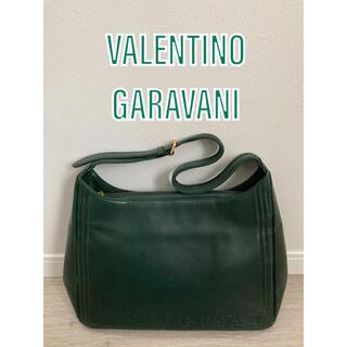 ヴァレンティノガラヴァーニ(valentino garavani)の【美品】VALENTINO GARAVANI ヴァレンティノ ショルダーバッグ(ショルダーバッグ)