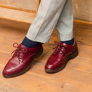 フィットフロップ(fitflop)のfitflop KEELY MICROSTUD BROGUES サイズ 22cm(ローファー/革靴)