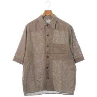 ルメール(LEMAIRE)のLEMAIRE カジュアルシャツ メンズ(シャツ)