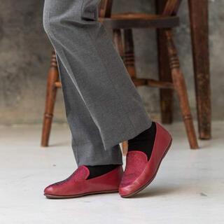 フィットフロップ(fitflop)のfitflop LENA CRYSTAL LOAFERS サイズ 22cm(ローファー/革靴)