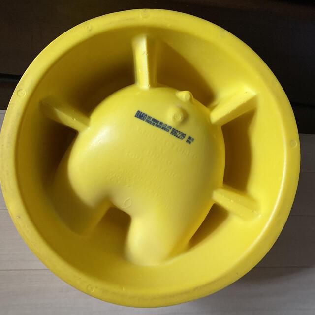Bumbo(バンボ)のバンボ 割れあり エンタメ/ホビーのおもちゃ/ぬいぐるみ(キャラクターグッズ)の商品写真