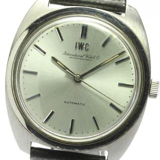 インターナショナルウォッチカンパニー(IWC)のIWC アンティーク Cal.854B  自動巻き メンズ 【中古】(腕時計(アナログ))