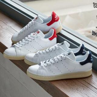 アディダス(adidas)の各サイズあり❤️2016限定レア❤️アディダス スタンスミス❤️レッド 赤(スニーカー)
