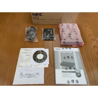 エヌイーシー(NEC)のNEC IP38X/N500 ルータ YAMAHA NVR500(OA機器)