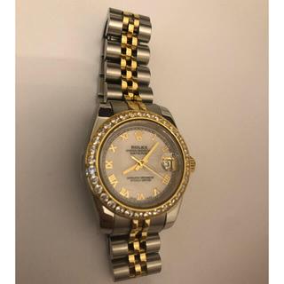 アイ(i)の腕時計 文字盤ピンク(腕時計)
