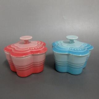 ルクルーゼ(LE CREUSET)のルクルーゼ 食器新品同様  - ココット 陶器(その他)