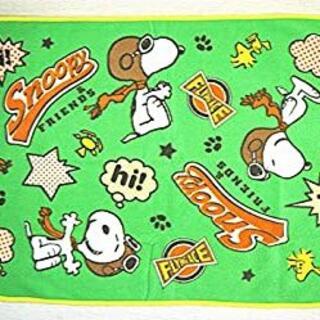 スヌーピー ひざ掛け ブランケット サイズ(60×86cm)(その他)